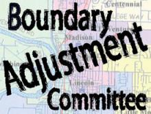 Boundary Adjustment Committee